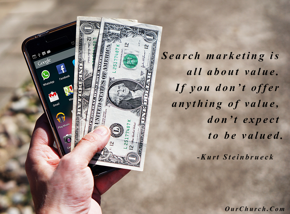 quote-ourchurch-search-marketing-is-all-about-value