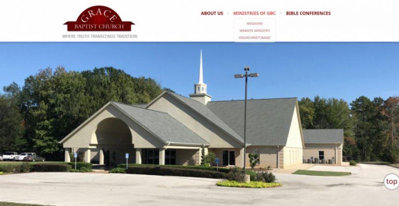 free-website-design-grace-baptist-church
