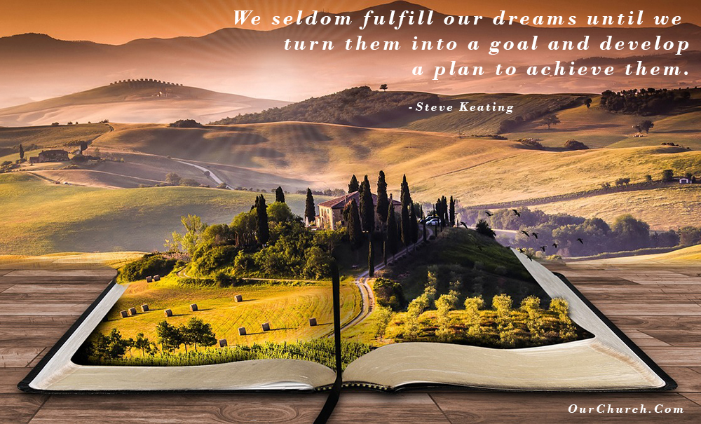 quote-ourchurch-we-seldom-fulfill-our-dreams