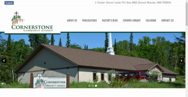cscchurch church website design