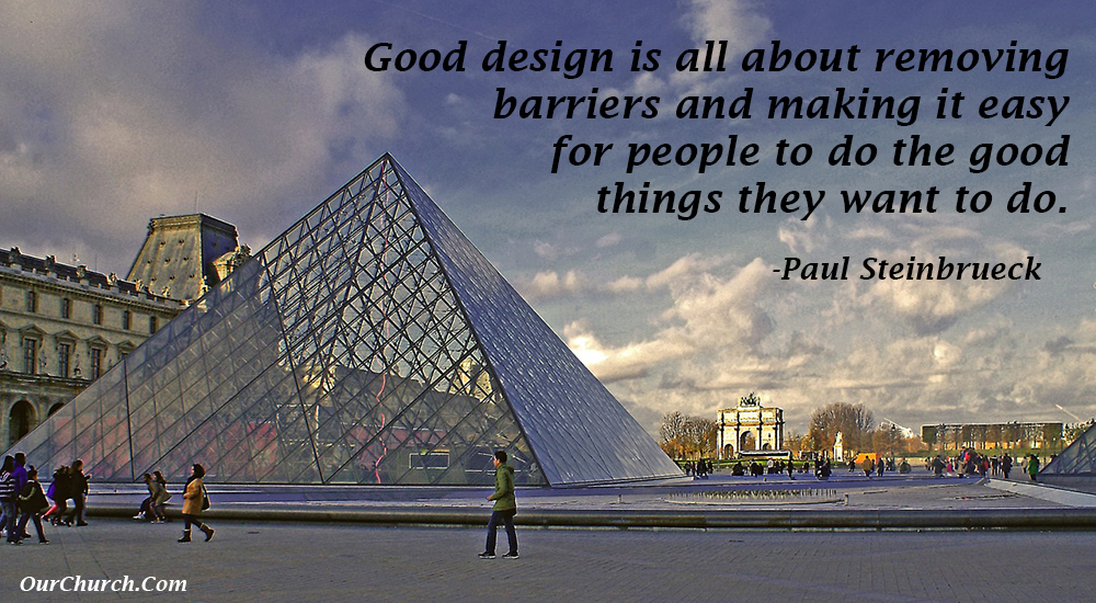 quote-ourchurch-good-design-is-all-about