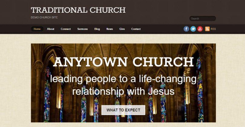traditional-church-wordpress-theme