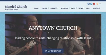 blended-church-wordpress-theme