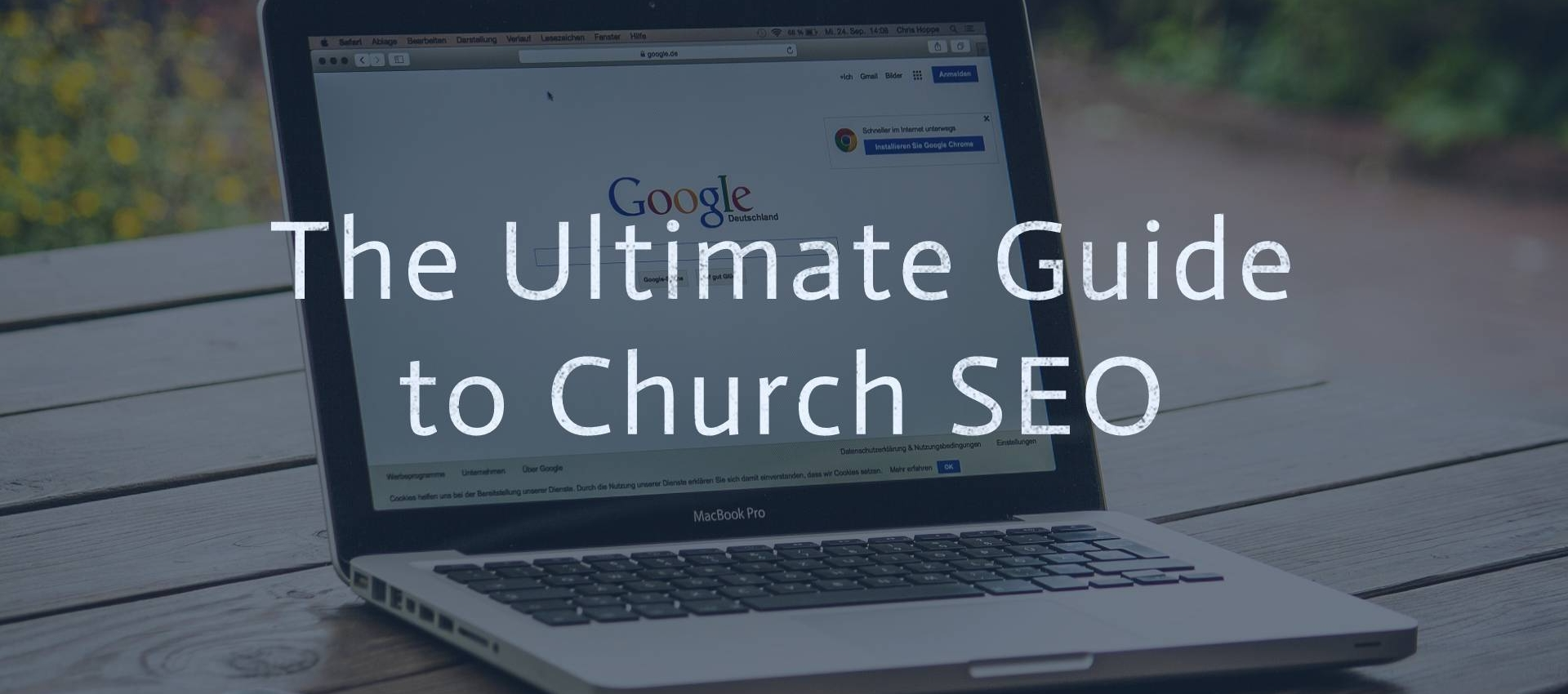 ultimate guide to church seo