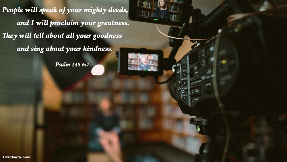 10 Best Practices for Sermon Videos