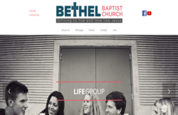 bbc-ss - best church website designs
