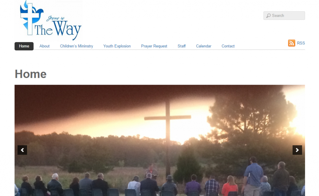 The Way Baptist Church – Perry, GA