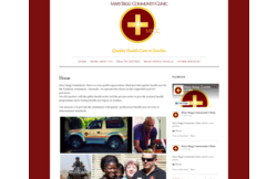 Marry Begg Community Clinic – Zambia