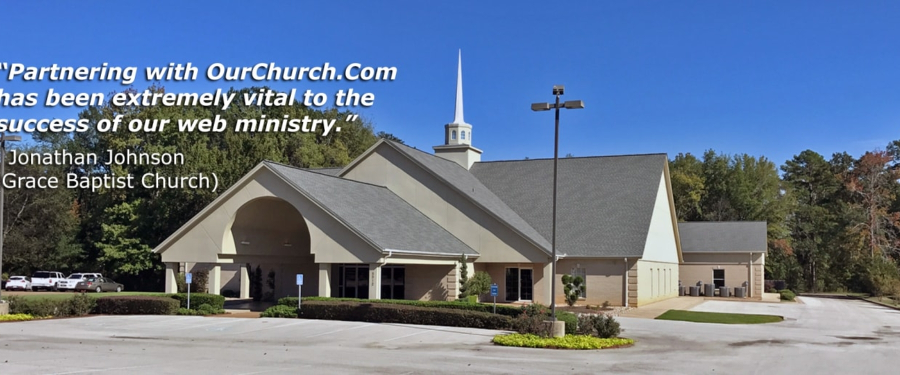 best church websites