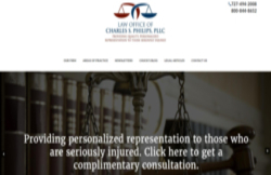 chuck-res - best Christian website design