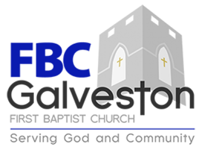 church logo design – FBC Galveston First Baptist Church